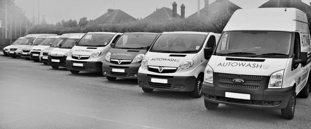 Autowash Vans